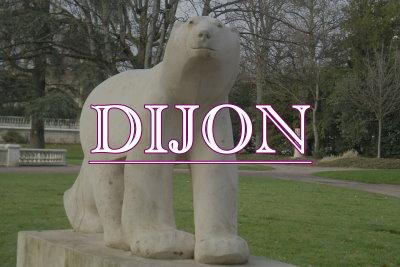 création logo dijon